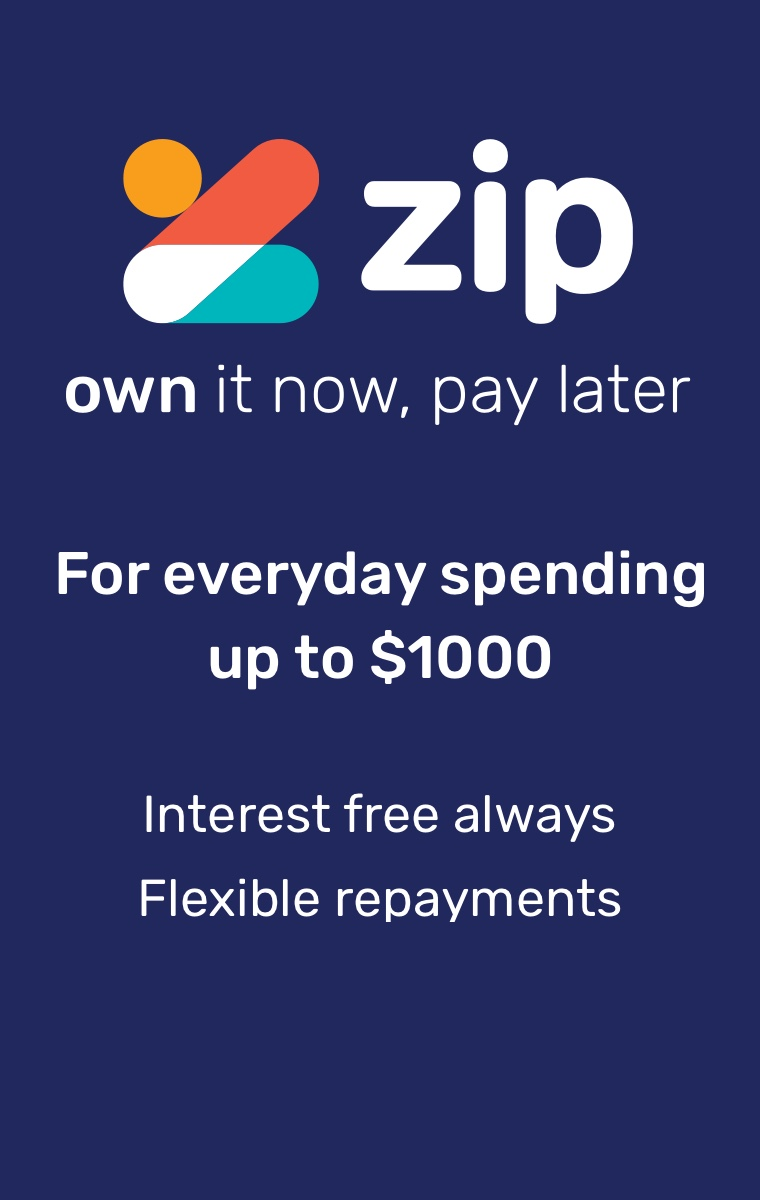 Zip Pay and Zip Money Now Available